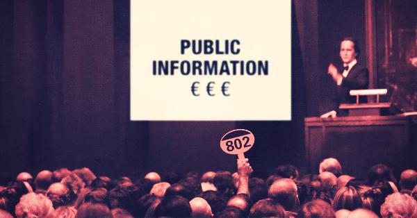 Guvernul vrea să mai restrângă un pic accesul la informațiile publice