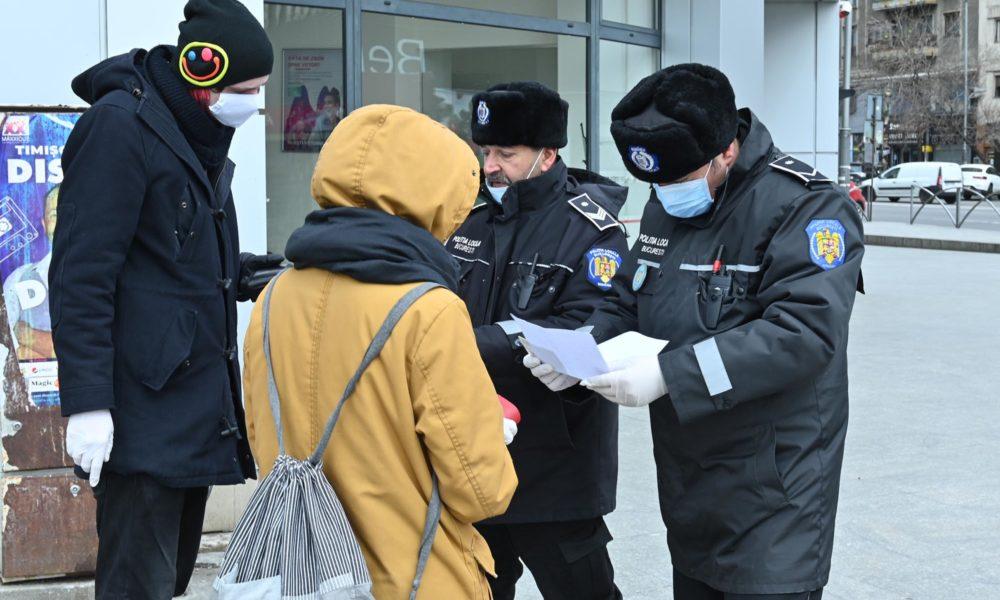 Polițiștii ar trebui să ne verifice actele doar vizual