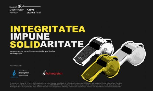Doar 12% dintre români spun că au auzit de legea avertizorului de integritate, o lege veche de 17 ani
